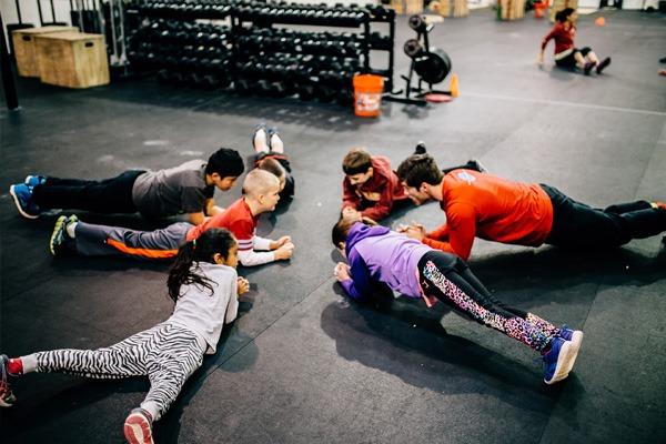 CrossFit Kids Summer Program CURRENTLY FULL